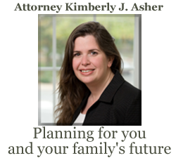 Attorney Kimberly J. Asher